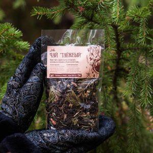 Чай Таёжный 50 грамм Тайга Сибири