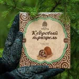 Кедровый трюфель Сибирский Кедр 115 гр