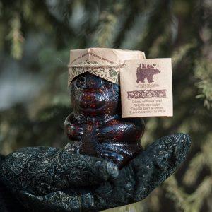 Варенье из молодых сосновых шишек. 400 гр.