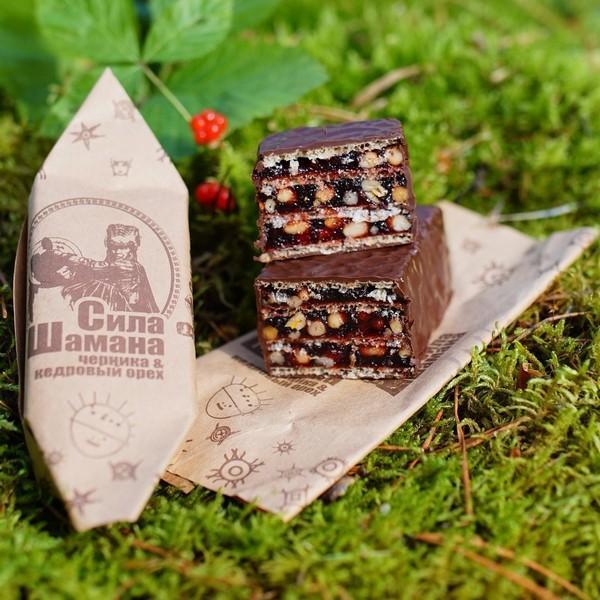 """DSC00013 - """"Сила шамана"""": конфеты тоже бывают полезными!"""