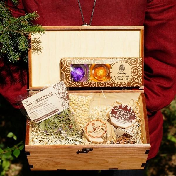 DSC00109 - Сибирские подарки - красиво, вкусно, ярко!