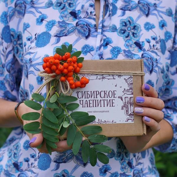 Набор чая  «Сибирское чаепитие»