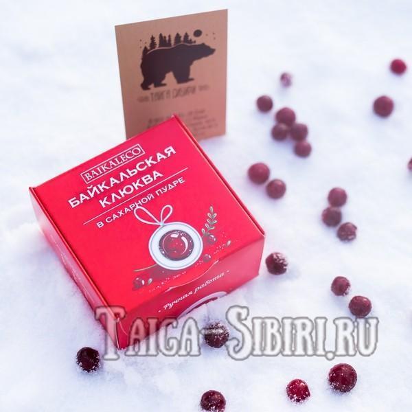 DSC00015 - Байкальская клюква — вся польза ягод во вкусных конфетах!