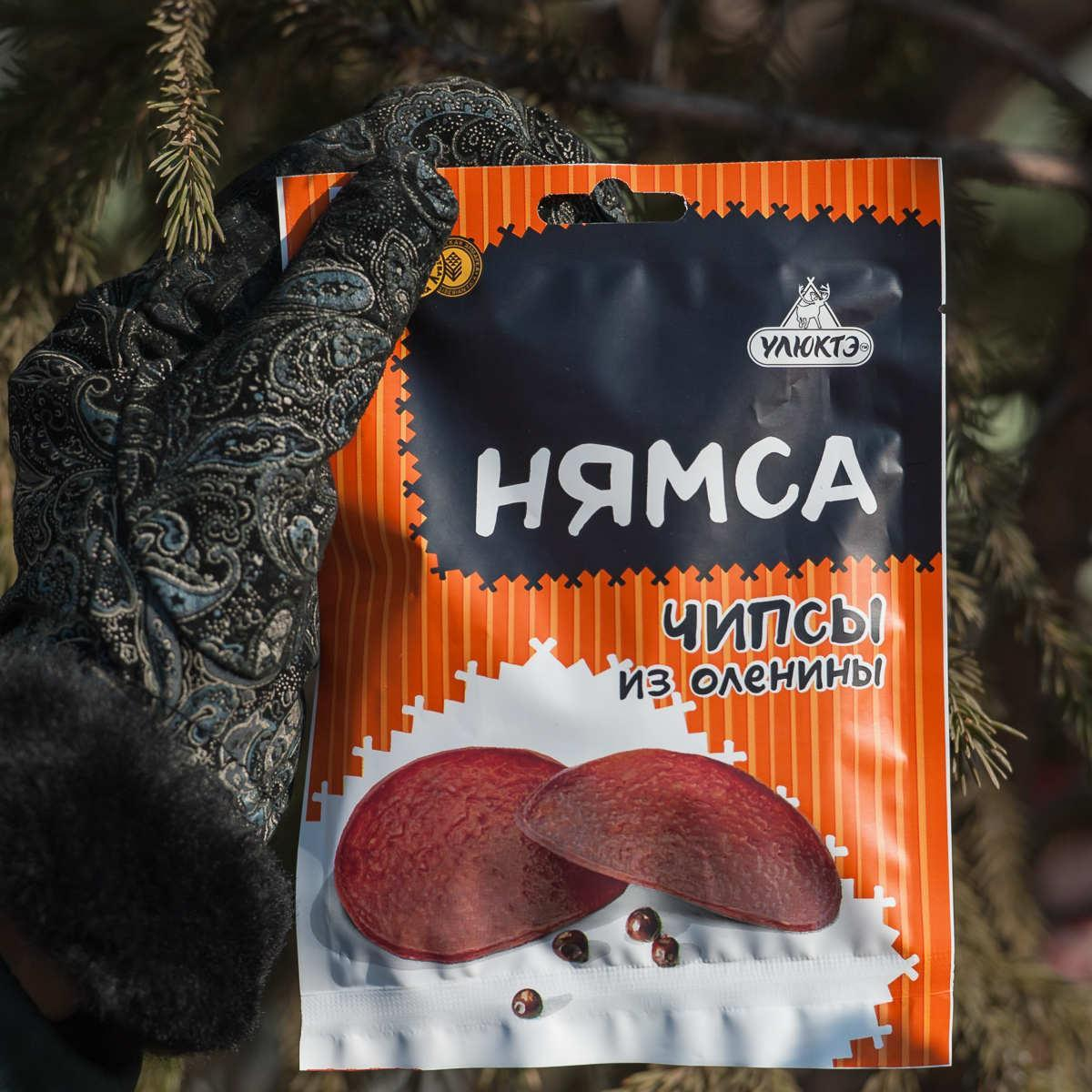 Сибирские деликатесы - мясо северного оленя