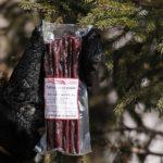 """Колбаски """"Охотничьи"""" из мяса северного оленя"""
