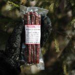 """Колбаски """"Суджук"""" из мяса северного оленя"""