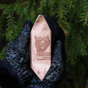 Конфета «Моя Сибирь» черника и кедровый орех