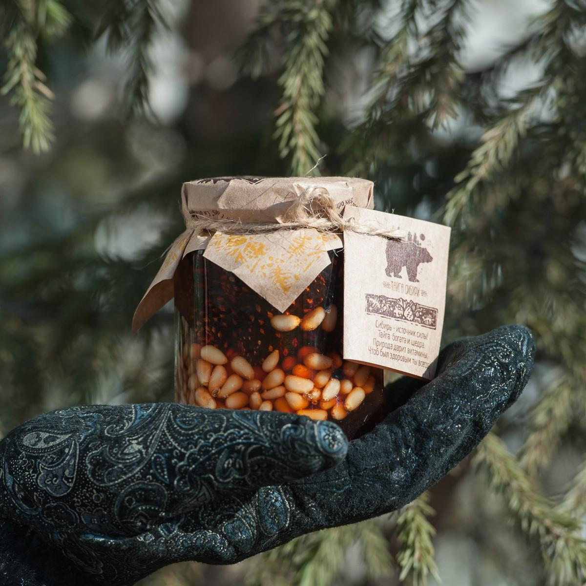 jam from pine cones with pine nuts - Products to bring from Krasnoyarsk: TOP 6 – the best ideas!