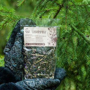 Чай для женщин - Сибирячка 50 гр