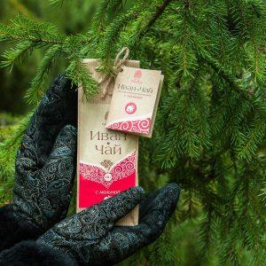 Иван чай с малиной Сибирский Кедр 50 гр
