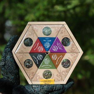 Подарочный набор чая «Чайное ассорти»