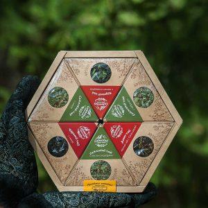 Набор чая Лесной аромат