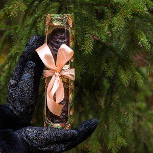 Подарочный набор Удивительная Сибирь Две шишки Краскон